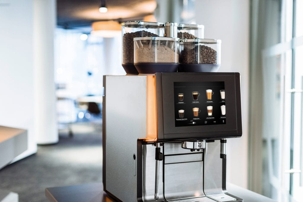 WMF Professional Coffee Machines