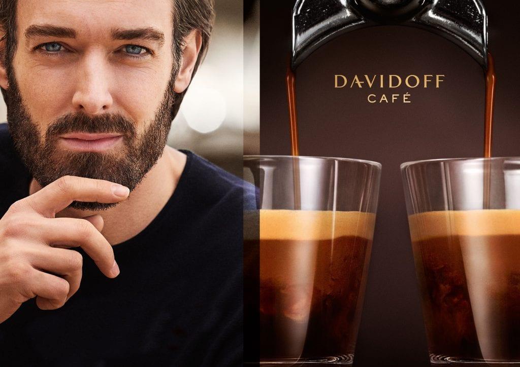 Davidoff Cafe Poster